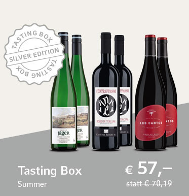 Tasting Box Summer - Silver Edition
