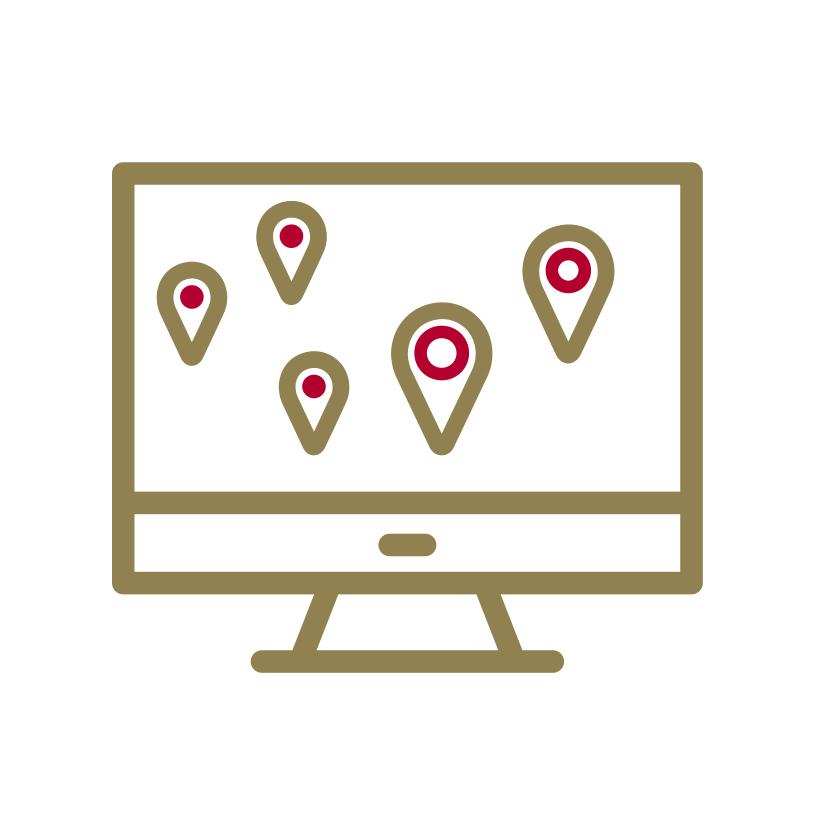 25 Standorte & ein Onlineshop