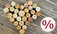 Rabattierte Weine